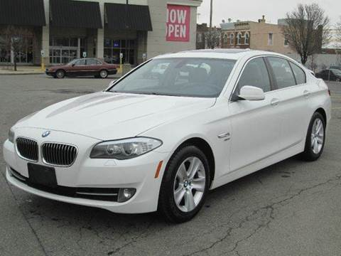 2012 BMW 5 Series for sale at HI CLASS AUTO SALES in Staten Island NY
