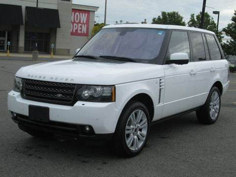 2012 Land Rover Range Rover for sale at HI CLASS AUTO SALES in Staten Island NY