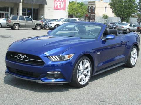 2015 Ford Mustang for sale at HI CLASS AUTO SALES in Staten Island NY