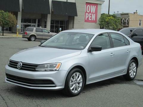 2015 Volkswagen Jetta for sale at HI CLASS AUTO SALES in Staten Island NY
