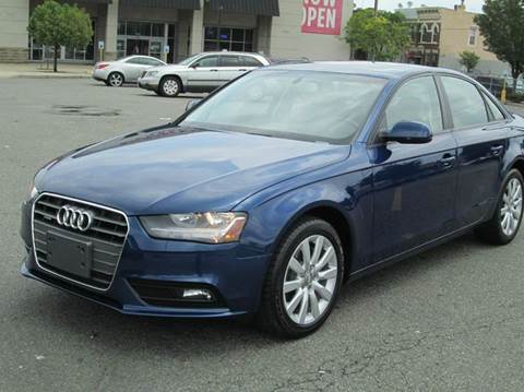 2013 Audi A4 for sale at HI CLASS AUTO SALES in Staten Island NY