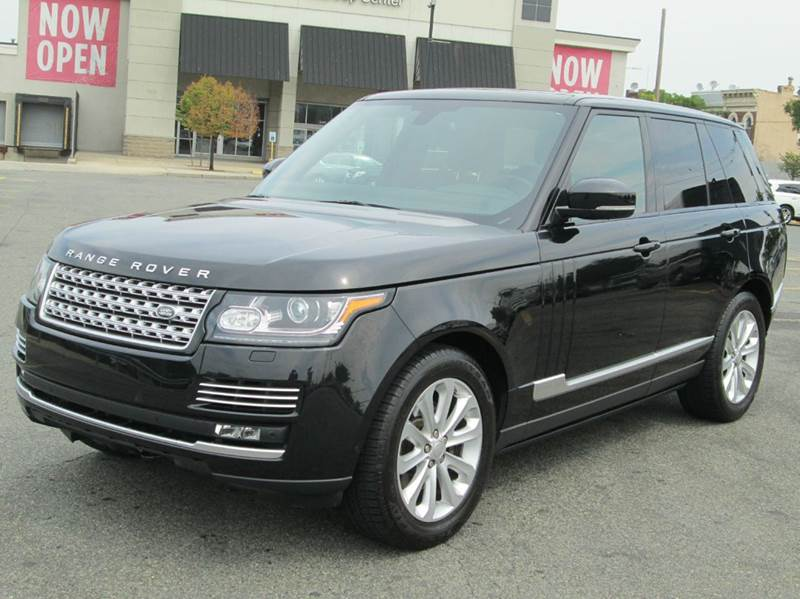 2014 Land Rover Range Rover for sale at HI CLASS AUTO SALES in Staten Island NY