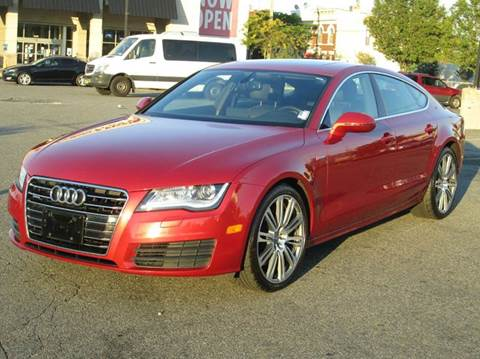 2012 Audi A7 for sale at HI CLASS AUTO SALES in Staten Island NY