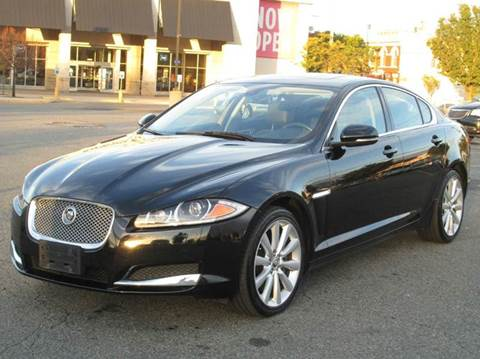 2013 Jaguar XF for sale at HI CLASS AUTO SALES in Staten Island NY