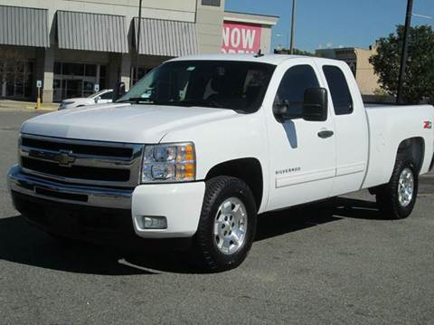 2010 Chevrolet Silverado 1500 for sale at HI CLASS AUTO SALES in Staten Island NY