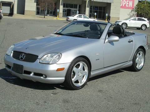 1999 Mercedes-Benz SLK-Class for sale at HI CLASS AUTO SALES in Staten Island NY