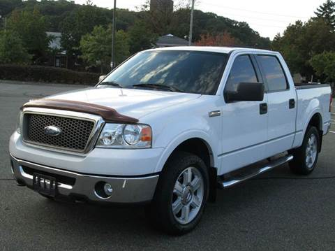 2006 Ford F-150 for sale at HI CLASS AUTO SALES in Staten Island NY