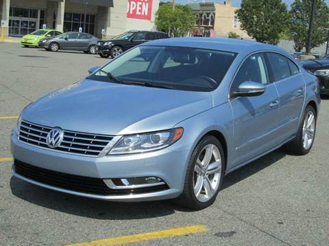 2013 Volkswagen CC for sale at HI CLASS AUTO SALES in Staten Island NY