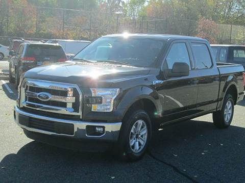 2015 Ford F-150 for sale at HI CLASS AUTO SALES in Staten Island NY