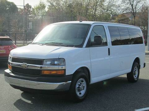 2014 Chevrolet Express Passenger for sale at HI CLASS AUTO SALES in Staten Island NY