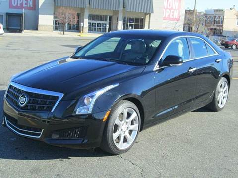 2014 Cadillac ATS for sale at HI CLASS AUTO SALES in Staten Island NY