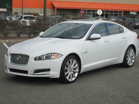 2014 Jaguar XF for sale at HI CLASS AUTO SALES in Staten Island NY