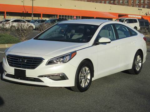 2015 Hyundai Sonata for sale at HI CLASS AUTO SALES in Staten Island NY