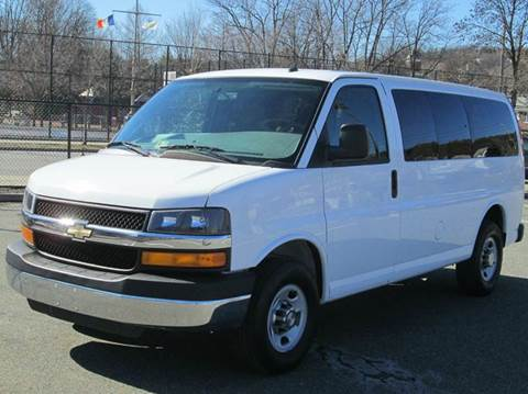 2013 Chevrolet Express Passenger for sale at HI CLASS AUTO SALES in Staten Island NY