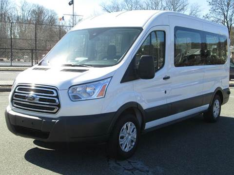 2015 Ford Transit Wagon for sale at HI CLASS AUTO SALES in Staten Island NY