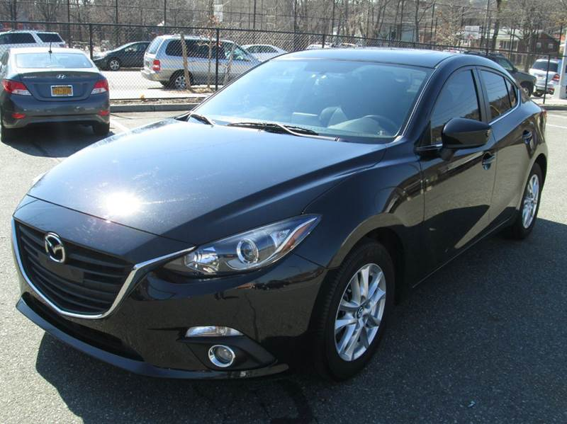 2014 Mazda MAZDA3 for sale at HI CLASS AUTO SALES in Staten Island NY