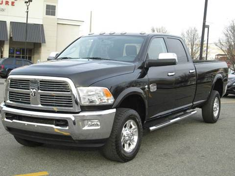 2012 RAM Ram Pickup 3500 for sale at HI CLASS AUTO SALES in Staten Island NY