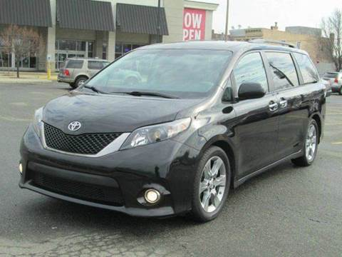 2013 Toyota Sienna for sale at HI CLASS AUTO SALES in Staten Island NY