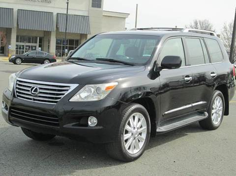 2008 Lexus LX 570 for sale at HI CLASS AUTO SALES in Staten Island NY