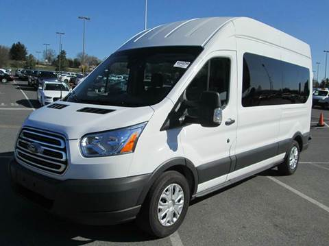 2016 Ford Transit Wagon for sale at HI CLASS AUTO SALES in Staten Island NY
