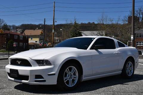 2013 Ford Mustang for sale at HI CLASS AUTO SALES in Staten Island NY