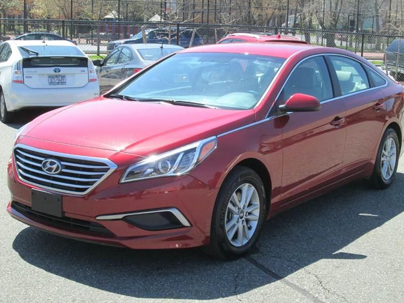 2016 Hyundai Sonata for sale at HI CLASS AUTO SALES in Staten Island NY