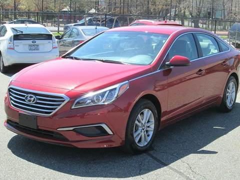 2016 Hyundai Sonata for sale at HI CLASS AUTO SALES in Staten Island NY