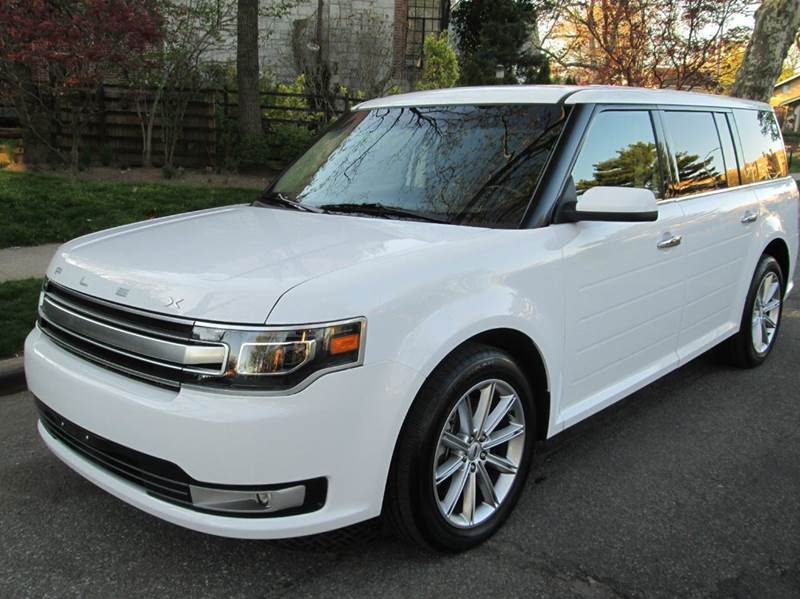 2015 Ford Flex for sale at HI CLASS AUTO SALES in Staten Island NY