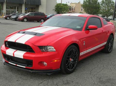 2014 Ford Shelby GT500 for sale at HI CLASS AUTO SALES in Staten Island NY