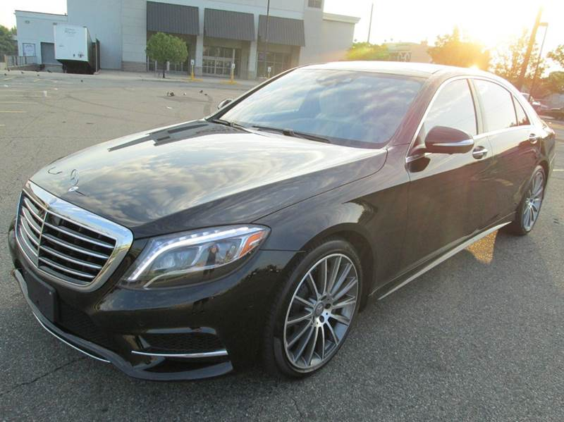 2014 Mercedes-Benz S-Class for sale at HI CLASS AUTO SALES in Staten Island NY