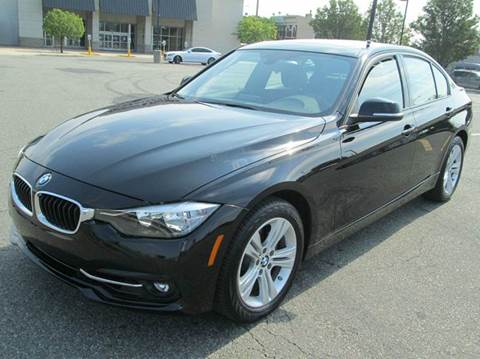 2016 BMW 3 Series for sale at HI CLASS AUTO SALES in Staten Island NY