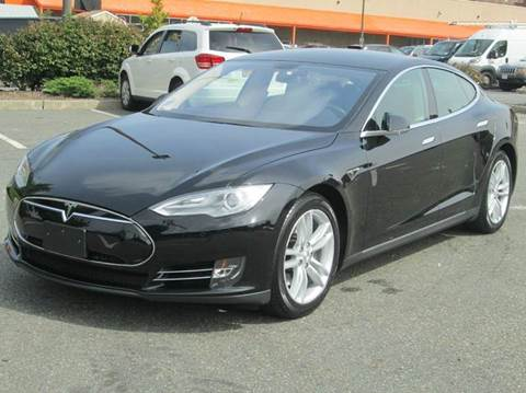 2014 Tesla Model S for sale at HI CLASS AUTO SALES in Staten Island NY