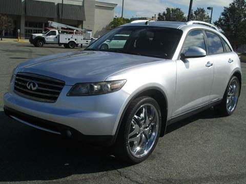 2008 Infiniti FX35 for sale at HI CLASS AUTO SALES in Staten Island NY