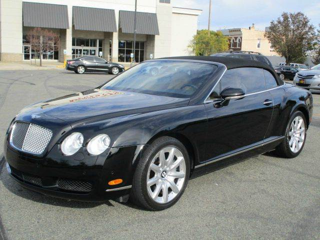 2007 Bentley Continental GTC for sale at HI CLASS AUTO SALES in Staten Island NY