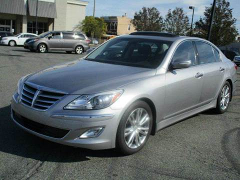 2012 Hyundai Genesis for sale at HI CLASS AUTO SALES in Staten Island NY