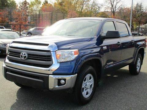 2015 Toyota Tundra for sale at HI CLASS AUTO SALES in Staten Island NY