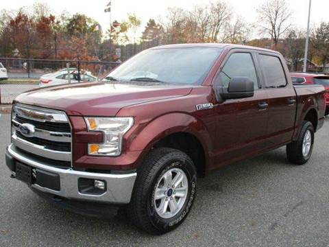 2016 Ford F-150 for sale at HI CLASS AUTO SALES in Staten Island NY