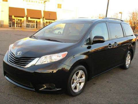 2015 Toyota Sienna for sale at HI CLASS AUTO SALES in Staten Island NY