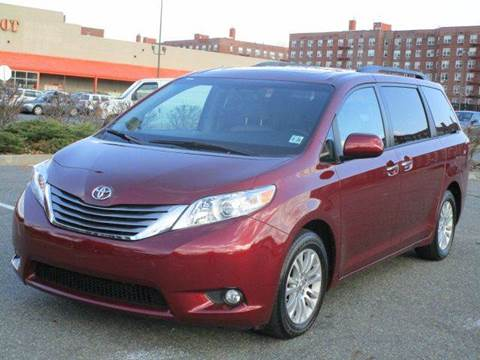 2016 Toyota Sienna for sale at HI CLASS AUTO SALES in Staten Island NY