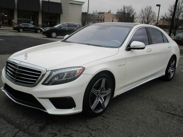 2015 Mercedes-Benz S-Class for sale at HI CLASS AUTO SALES in Staten Island NY