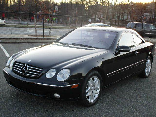 2002 Mercedes-Benz CL-Class for sale at HI CLASS AUTO SALES in Staten Island NY