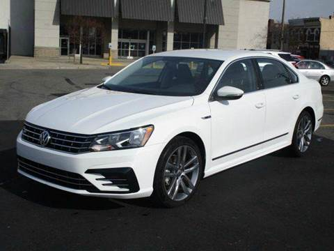 2017 Volkswagen Passat for sale at HI CLASS AUTO SALES in Staten Island NY