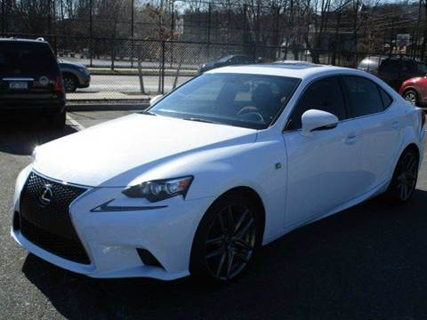 2014 Lexus IS 250 for sale at HI CLASS AUTO SALES in Staten Island NY