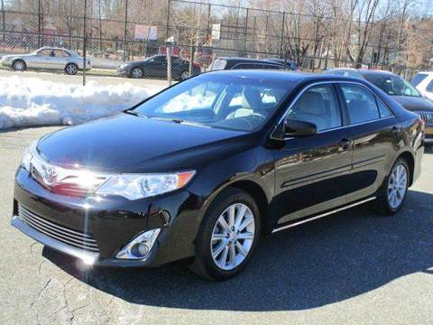 2014 Toyota Camry for sale at HI CLASS AUTO SALES in Staten Island NY