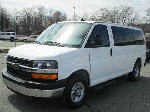 2016 Chevrolet Express Passenger for sale at HI CLASS AUTO SALES in Staten Island NY