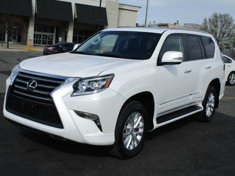 2015 Lexus GX 460 for sale at HI CLASS AUTO SALES in Staten Island NY
