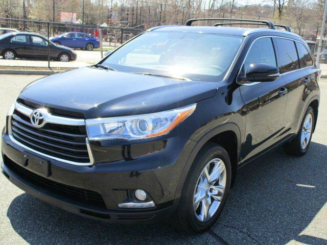 2015 Toyota Highlander for sale at HI CLASS AUTO SALES in Staten Island NY