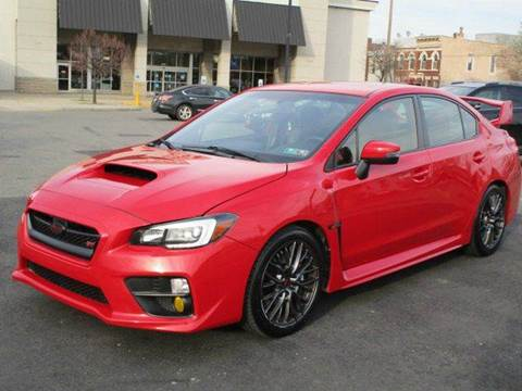 2015 Subaru WRX for sale at HI CLASS AUTO SALES in Staten Island NY