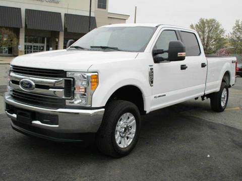 2017 Ford F-250 Super Duty for sale at HI CLASS AUTO SALES in Staten Island NY