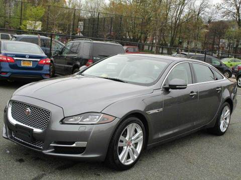 2016 Jaguar XJL for sale at HI CLASS AUTO SALES in Staten Island NY